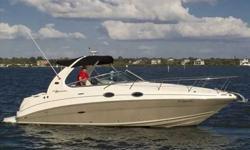2007 Sea Ray 280 SUNDANCER Brokerage listing