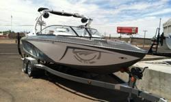 Used 2013 Tige Z3 ( Only 70 Hours! ) *** Just arrived! *** * PCM 343 Excalibur * Surf Ballast System * Alpha Z Tower with Bimini * Tower of Power Stereo Upgrade * Tige Touchscreen * Tige Taps * Factory Storage Cover * Boat Mate custom Trailer and more....