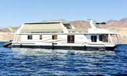 73' STARDUST CUSTOM HOUSEBOAT2002(( REDUCED )) $ 349,000 & No Nevada State Sales Tax To PayLake Mead, NV( ( Request Boats Marketing Package ) ) ? More Information, More Photos of Higher Quality, Link to Video in 1080 HD, Submitting an Offer Form, Lake