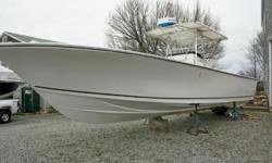 The 2006 Sea Craft 32' Master Angler w/ Honda 4 Stroke 225's is the ultimate offshore fishing vessel... At 32 feet in length and a beam of 9'6'' the Master Angler is built with a high density fiberglass hull, wide gunwhales, and enough space to fish all