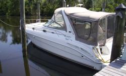 Beautifully maintained Sea Ray 340 with every available Option. Even a built-in Vacuum Cleaning system. No expense spared. And get this ??? Close to $10,000 below BUC Value. Full pics at www.delauneyachtbrokerage.com Call Rick 504-458-1013