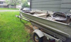 """If this listing is still here, it is still available. If you email me asking """"Is this still available"""" I will delete your email assuming you live in Nigeria and wish to steal some of my money. Everything you need to get on the lake today. Awesome little"""