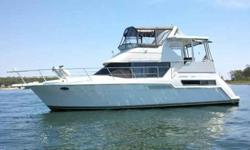 1996 Carver 355 Aft Cabin For Sale by Wheeler Auto - Springfield, Missouri Exterior Color