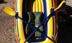 Intex Pacesetter 200 Inflatable BoatItem #