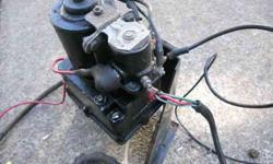 mercruiser trim pump, its in good condition and comes with mount.you can contact me at 503-309-9930Listing originally posted at http