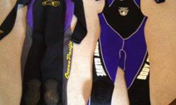 2 mens wet suits like new 1 large and the other XLplease call (317) 501-6361 PlainfieldListing originally posted at http