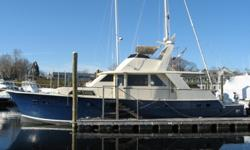 This 1972 hatteras 58' Yacht Fisherman Is Subject To A US Bankruptcy Action * We Have 100% Funding Available At 2.58% For Well Qualified Buyers * The Sale Of This Vessel Is Subject To The Approval Of The US Bankruptcy Court And Any Higher Bidders * This