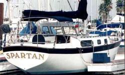 1962 Rawson 30 - Great World Cruiser Sailboat - $6000 (Wilmington) -------------------------------------------------------------------------------- Date