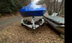 1989 Chaparral 2150sx 5.7 Mercruiser engine with Alpha 1 drive high-five stainless steel prop in perfect condition boat planes quickly and is easy on gas auto bilge pump and trim work as they should dual batteries with isolator for one to run accessories