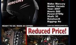 (Mercury Verado Engine) Make