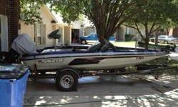 1995 Javelin Bass Boat 18' fiberglass hull 115 Johnson outboard motor Minn Kota Terrova 80 / i - Pilot 24V Trolling Motor with US2 and Foot Pedal Live wells Plenty of storage Includes life vest, anchor, fire extinguisher everything you need to legal take