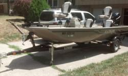 Boat for sale(Original Owner)2006 Lowes Stinger 160 (Less then 30 hours use)(Always Garage Stored)FEATURES