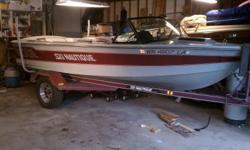 Boat is in excellent shape. Just finished annual detail and started it up for the first time this year. Starts/Runs great. A lot of upgrades and additions. Always kept clean and dry. See my craigslist link for detailshttp