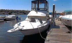 1985 BAyliner Contessa, Fully Equipped, 2VHF Radios, 2 Depth Sounders, GPS, New Engine has only 200 hrs., 300 Hp, FWC, Needs Nothing! Has many extras. Call @ 203-467-2103 or 203-506-2362