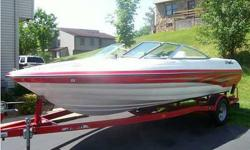 2000 SYLVAN BOAT V6, Mercury Cruiser, inboard/outboard, 18.5 feet, walk-thru wind-shield, nice boat w/cover, Reduced! $7,900 276-608-6255 .See item listed at http