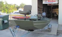 This is a new boat, motor and trailer Price Reduced Can B Seen at DARRINS MARINE Exit 41 North 228-297-6308Listing originally posted at http