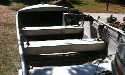 1969 Alumacraft Boat with Trailer50 horse Evinrude motor16' with deep sidesNeeds work. Call Pat @ (952) 435-7503Listing originally posted at http