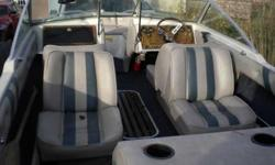 """1985 seasprite 19' mercruiser 140 GM winterized w/ tennessee trailer 2""""ball call 317-862-4610Listing originally posted at http"""
