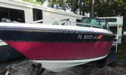 1988 THUNDER CRAFT CITATION BOAT, MOTOR, AND TRAILER 17 FT ENGINE CEASED BUT ENGINE IS EASY TO CHANGE TRAILER GOO WITH MINOR SURFACE RUST HULL AND FLOOR GOOD DASH GAUGES GOOD SOLID BOAT AND COULD BE NICE AGAIN!! GOOD WINTER PROJECT & NICE BOAT IN THE