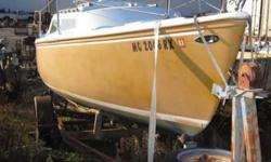 Complete with sails and trailer. Call Harry for information. Please no text or emails. 262-770-9796Listing originally posted at http