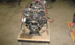 Outdrive for Mercruiser and a 110 engine. Exceptional condition. Call 218-769-4238Listing originally posted at http