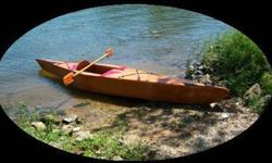 One man boat I built it and have use you can see pictures at http
