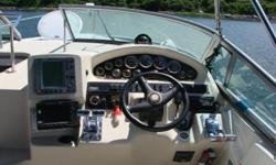 2000 Cruisers 3375 Express located in Warwick, Rhode Island. FANTASIA is an immaculate express cruiser with a well laid out floor plan and has sleeping accommodations for 6. She has been well maintained by her current owner and the boat?s present