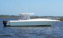 2000 Intrepid 366 CUDDY CABIN REMARKSThis boat has a versatile layout. Great for fishing, diving, cruising, overnighting, and island hopping, or serves as a comfortable party platform for a large crowd. The Intrepid 366 will deliver. This boat is clean