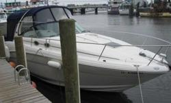 2005 Sea Ray Sundancer (only 265 hours!!) *** FOR ALL QUESTIONS CONTACT