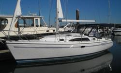 "2007 Boat of the year, 31ft LOA, draft 4'4"",11'6"" beam . wing keel, furling in mast mainsail, 135% roller furling genoa, Yanmar engine, cruising speed 7kts, fore and aft double berth. gas stove, refridg, screens for all hatches and ports. Stereo,"