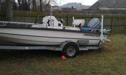 2000 Pro Master by Sprint Boats 210 This Pro Master by Sprint outboard center console has a fiberglass hull, is 21 feet long and 94 inches wide at the widest point. The boat weighs approximately 1200 pounds with an empty fuel tank and without any gear,