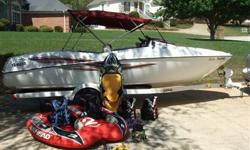 2001 Yamaha LS2000 Jet Boat. Twin 135hp engines. Great family boat. $8,000. 931-802-4915