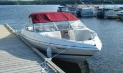 Selling my 1998 Chris Craft Bowrider. Boat in great condition and has been winterized and stored every year I have owned it. Really would love to hang on to it, but need get a smaller boat for camp. Boat has a 220 HP Volvo Penta 5 Liter engine I/O and