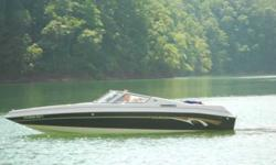 Great running, Water Ready, New Bimini Top, 350 Mercruiser, Low Hours, New Trailer Tires, Surge Brakes on Hustler Trailer, New Stereo, Attractive Condition Inside & Out. No Problems. Call or 633-6427. Will not respond to any emails.Listing originally
