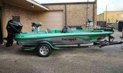 2002 Ranger Boat - 17.3 Cu FT - Trolling engine - Mikota - Fish Finder All Tack Gages - 2006 (200) Engine w/ 200 running hours - Mercury Motor Stainless Propeller - Dual Console - Fish Well - Storage Bin Storage Box - Jack Plate - Hot Foot - Ready to