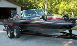 Immaculate 1994 procraft 180 combo 150 Mercury XRS6 2.5 liter, 24v motor guide trolling motor, built in 3 way charger, bimi top, Bluit in flasher hummin bird id 60,Fish finder Eagle Z9000, trailer surge brakes, cover for boat and motor. I'm the original