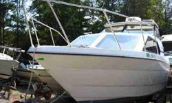 Clean Hardtop CruiserInventory Clearance Sale Underway! Just relisted! Nice Cierra powered by a 5.0 Lt. Mercruiser V8. Upholstery is clean and complete. Loaded with full galley and head. New fridge, new microwave and new electric quite flush toilet. Water