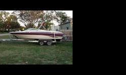 2001 Larson 226 Runabout Larson Boat 21'. Always pre-owned in Salt water. Comes with the trailer. New headers, gaskets. Acceleration - hesitation. All cushions need some repair, about $1200. Needs to be buffed out. Brake system shot on the tandem
