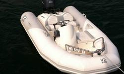 2004 Zodiac RIB - Yachtline 340 DL ($8500) Overall Length
