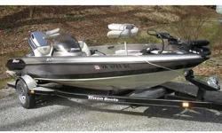 2000 TRITON TR70 115HP Johnson, 67 pound thrust, 24/12 Motor Guy trolling engine, 2-bank on-board charger, Lorance depth finder, live well, EC $8500 276-796-7273 .See item listed at http
