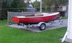 This boat has had a resent Factory rib kit installation and restoration,nothing to fix, RIG,LAUNCH and SAIL!
