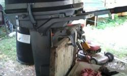 ' 96 YAMAHA 25 HP OUTBOARD MOTOR, RUNS GOOD, EVERYTHING WORKS, FEW SCRATCHES HERE AND THERE. I'LL PUT IT IN A BARREL OF WATER AND CRANK IT FOR YOU TO SEE IT ALL WORKS GOOD. $900 OBO CALL 318-239-2291 ASK FOR CHARLES.
