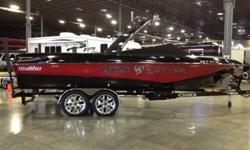 2012 Malibu Wakesetter 247 LSV 555 HP Supercharged Engine. 129 hrs. Extremely clean and meticulously maintained. Great boat for surfing and wakeboarding. Additional Features: Bow Malibu Launch System, Battery Set up option 2, Wet Tek Fiberglass w/Snap-out