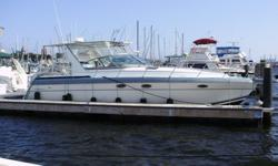 She features 2008 twin diesel Yanmar 315 hp engines that purr when you turn the key. Many other upgrades and improvements compliment this offering. She is truly one of a kind!