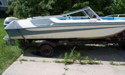 115 EVINRUDE OUTBOARD MOTOR AND CONTROLS. I AM SHOWING PHOTOS OF ENTIRE BOAT. IT SITS ON A 78 STARCRAFT BOAT THAT IS COMPLETE WITH TITLE AND TRAILER. $950 CASH TAKES WHATEVER YOU WANT OFF IT. ALL OF IT IF YOU WANT!CALL 317-985-1071 NO TRADES. PLEASE NO