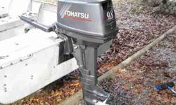 2003 9.8 Tohatsu two stroke outboard. Bought new and pre-owned only a few times. Always kept in shop and motor is like new. Call Paul at 225-751-5297Listing originally posted at http