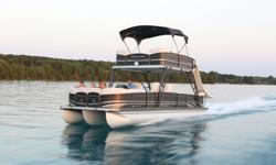 2014 Premier Boundary Waters Sky Dek 310 Starting at $96,919 Base Package, No Motor, No Trailer.... Special Order Only!About UsWe believe boating is about family. That?s why we take pride in our family-owned company. Premier Marine is an independent