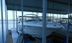 2008 Sea Ray 290 SUN SPORT This is a lightly used Sea Ray 290 Sun Sport with only 55 hours on the twin 350 mag motors. This is a one owner boat and is ready for a new owner. Give us a call today to set an appointment to view this 290SS. A 2008 Shoreland'r