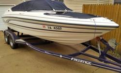 i have a 1999 chaparral 1930 le sport boat with a 5.0 305 mercruiser for sale. has the alpha one drive. the boat and motor only have 205 hours on them. the boat has been sitting for the past 3 years and was just brought out this summer. so i went through