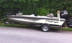 Very nice boat. Kept in doors when not in use. Trollling motor, live well, built in ice chest, storage compartments, rod and reel holds. email XXX@XXXX or call 479-899-5843Listing originally posted at http